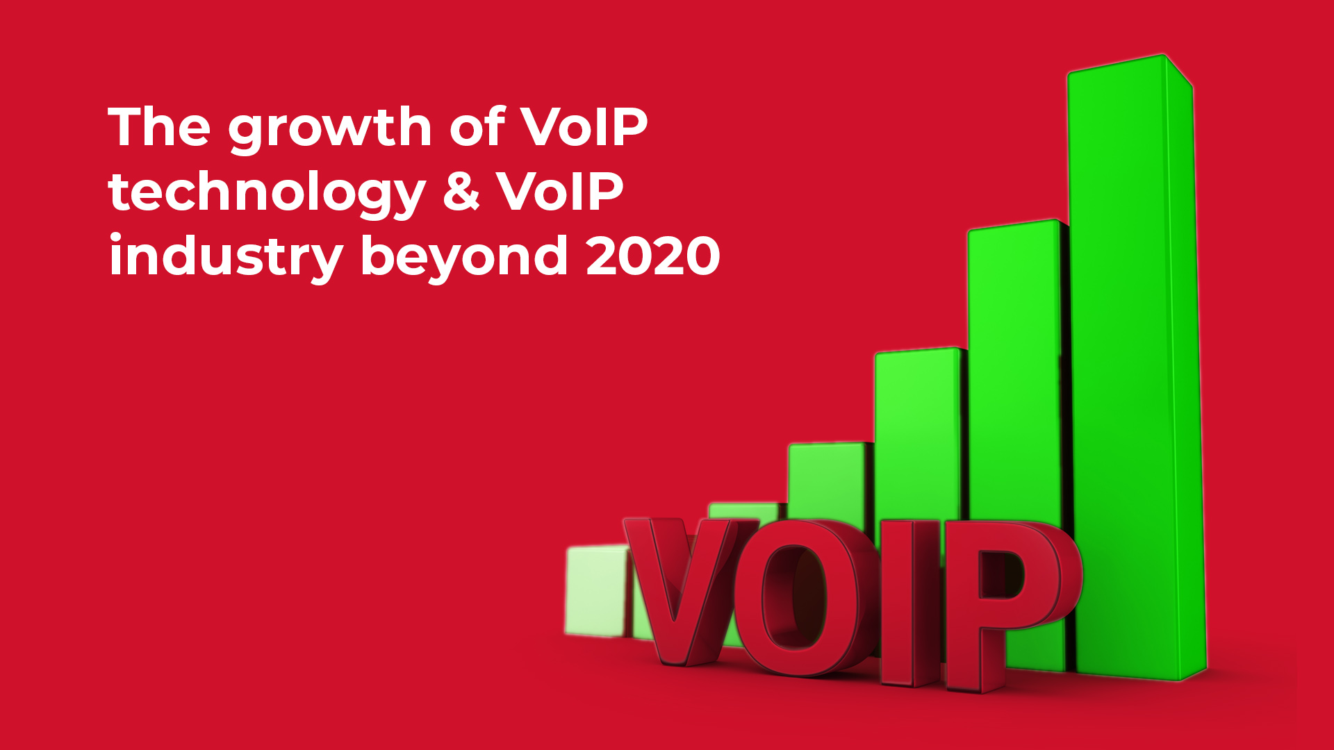 Growth of VOIP